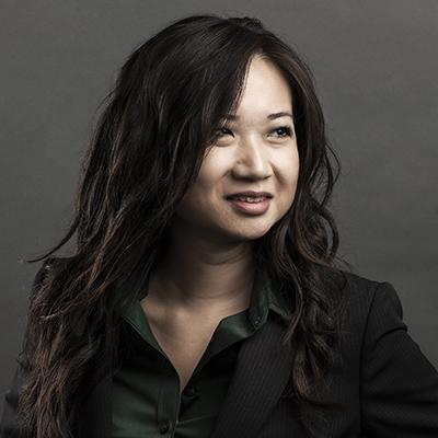 Shali Zhu headshot